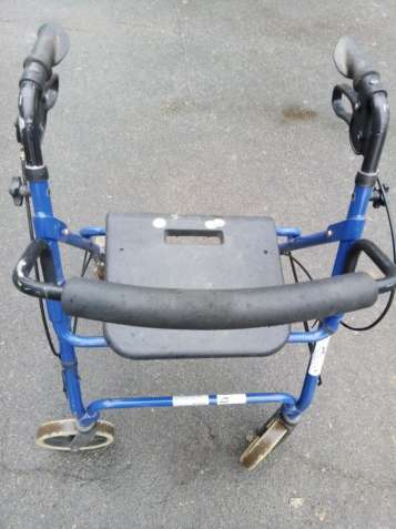 Ходунки для пожилых людей на колёсах, после инсульта, инвалидов