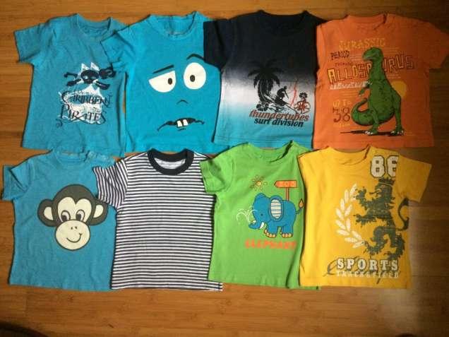 Продам футболки детские размер 92-98