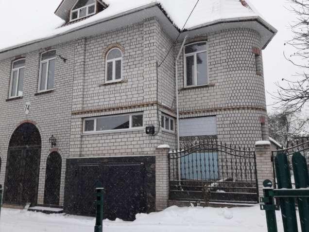 Продается или обмен,трехэтажный дом, Гореничи-Стоянка,2км от Киева