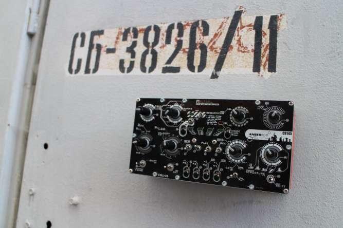 Scherbak Electronics MIDI controller / sequencer C8145 AminoAcid