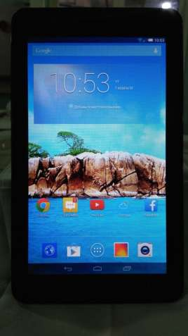 Продам планшет Alcatel One Touch POP 7 P310X 1\4Gb 3G,как новый.