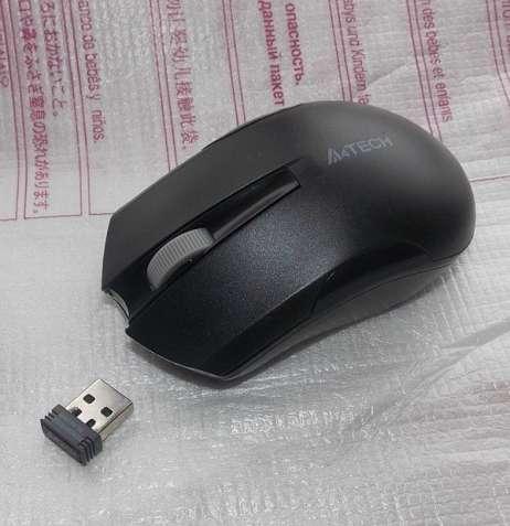 Мышка A4TECH G3-200N