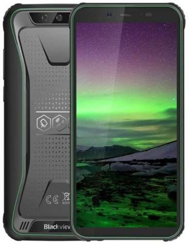 Blackview BV5500 Pro, 5,5' HD+ IPS экран, DUAL SIM, 4 ядерный процессо