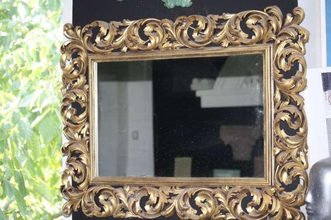 Роскошные зеркало в ванную комнату