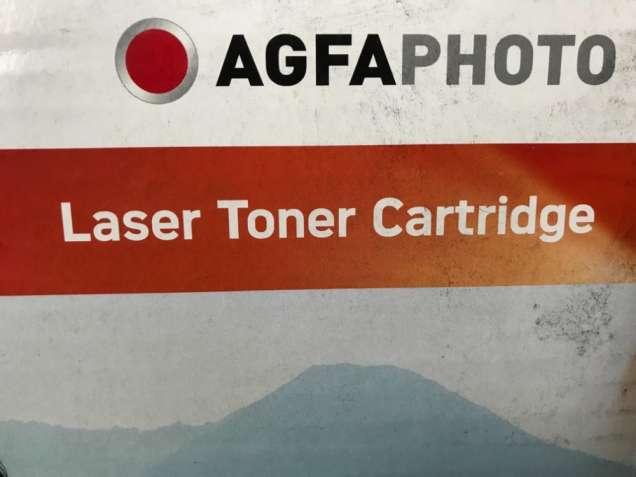 Новый картридж Agfaphoto