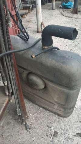 бак под диз топливо на форд транзит2.0.
