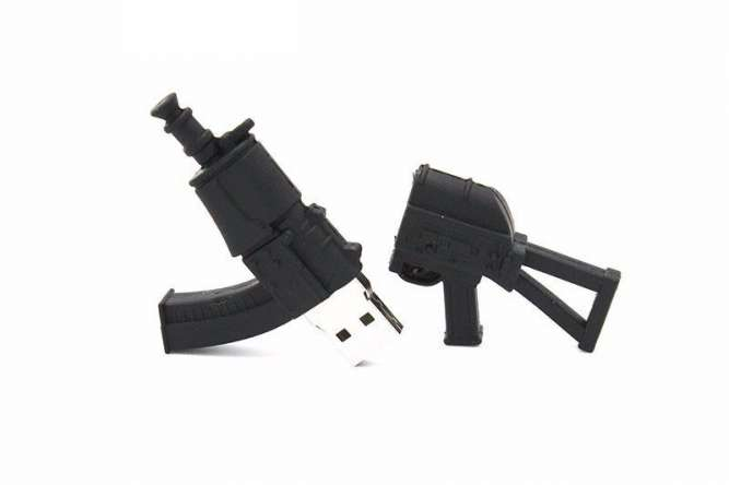 USB флешка - Автомат Калашникова АК-47 16Gb