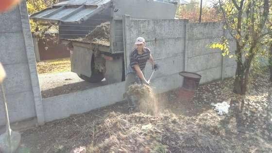 Вывоз строительного мусора в Макеевке