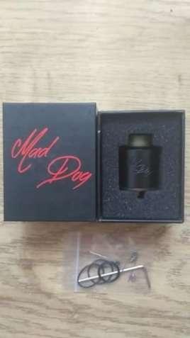 Дрипка Mad Dog RDA 24 мм clone