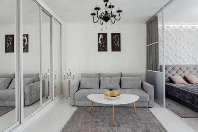 Современная квартира в сданном доме комфорт- класса в Аркадии