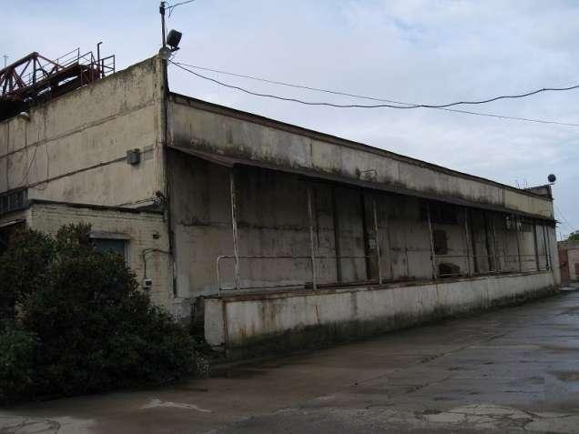 Сдаем отдельное   складское помещение  с рампой и офисом в   Днепре