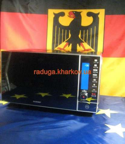 Микроволновая печь 4в1,гриль,конвекция,духовка,микроволновка Германия