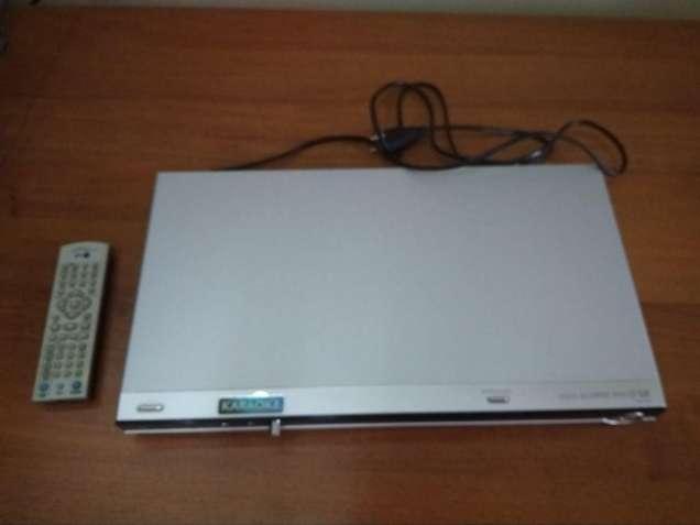 DVD-проигрыватель с караоке LG DK678X