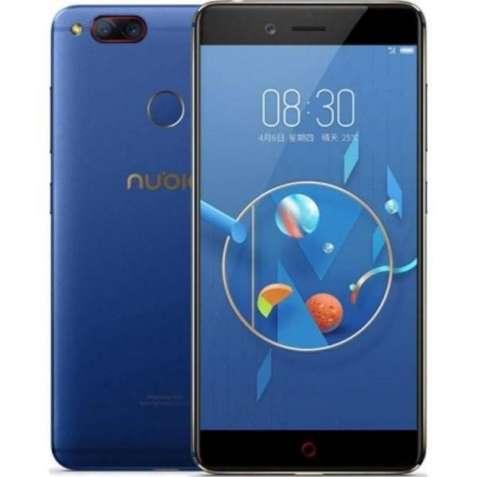 Смартфон ZTE Nubia Z17 mini 6/64GB Blue