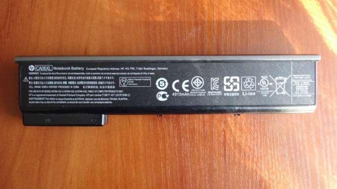Оригинальная аккумуляторная батарея HP Compaq CA06XL ProBook 640 4910m