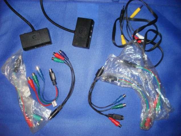 Комплектующие, кабеля для телефона, компьют. (для дома и др).