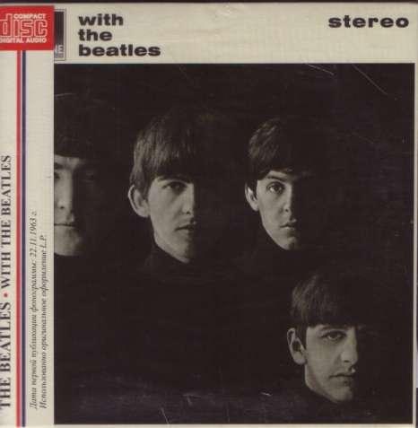 The Beatles - два альбома (мини винил).