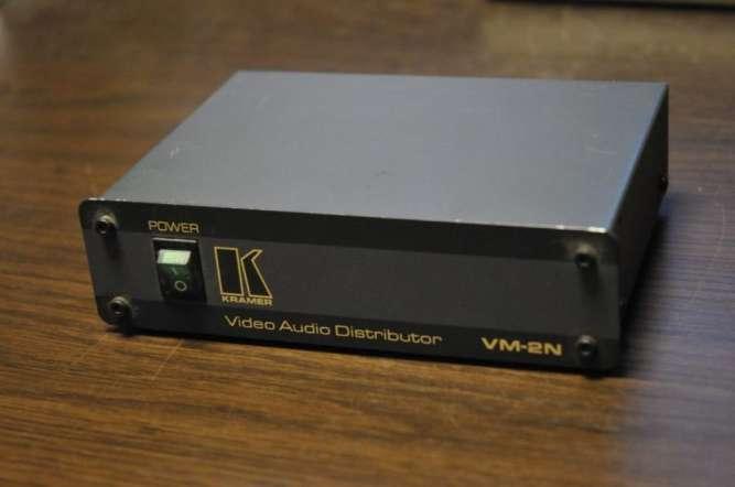 Kramer VM-2N аудио видео распределитель