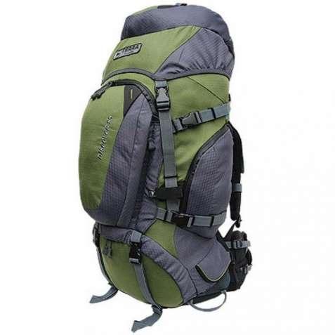 Рюкзак туристический Terra Incognita Discover 70 (зеленый/серый)