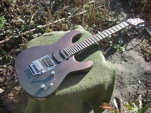 Продам мастеровую гитару Stepanovych & CO. Вся механика фирмы Shaller