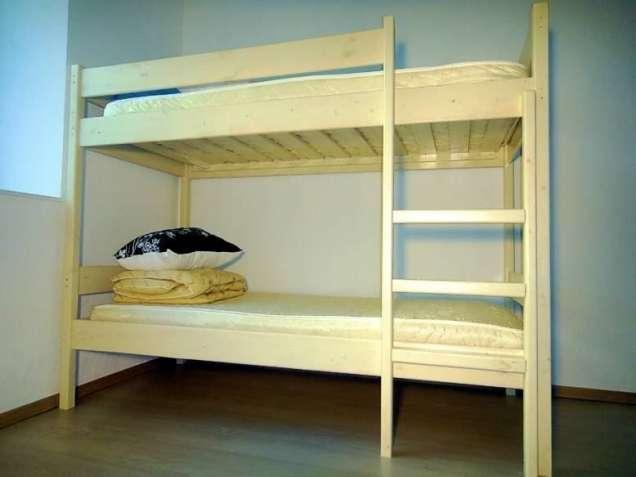 двохповерхове ліжко-2500 гривень