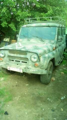 Продам УАЗ 31514 2003 г.в.
