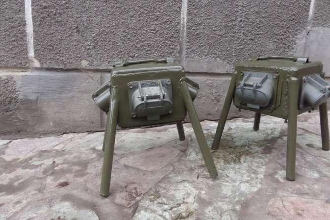 Четверик армейский полевой 15 А /400 Вт