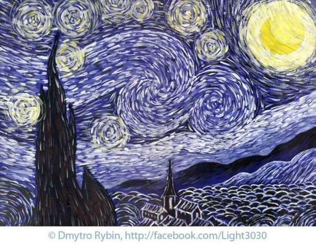 Энергетическая живопись. Картины от автора. Коллекция.