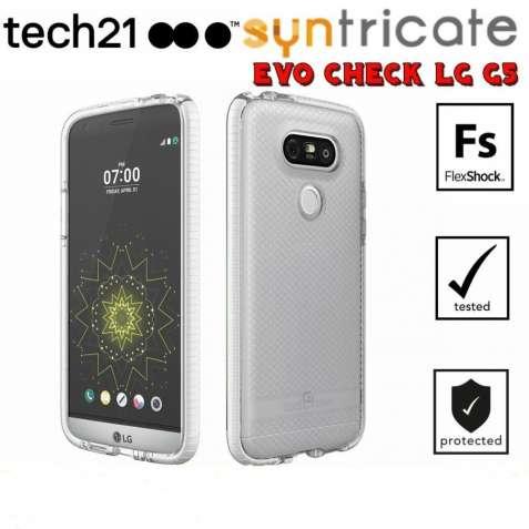 Фирменный чехол Tech21 для Lg G5