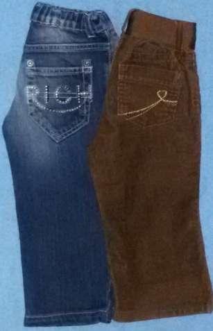 продам  джинсы на девочку Richmond
