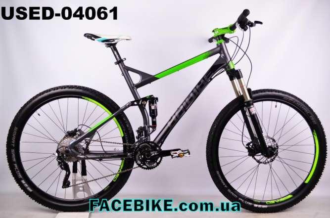 БУ Горный велосипед Haibike-Гарантия,Документы-Большой выбор!