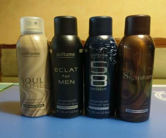 Спрей дезодорант - антиперспирант для мужчин Раритет Oriflame