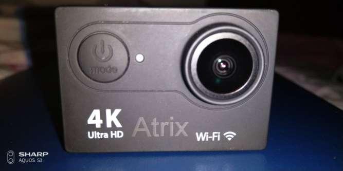 Action camera Atrix 4k Ultra HD Wi-Fi