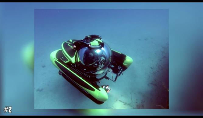 Мини подводная лодка для туризма, отдыха, спорта.