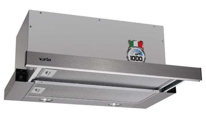 Вытяжка Ventolux GARDA 50 / 60 INOX 1000 EU Витяжка кухонна вбудована