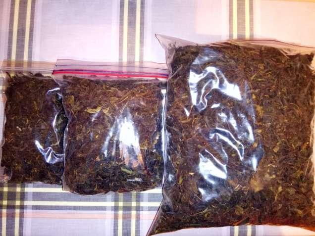 Горный ферментированный Иван-чай с чёрной смородиной, Іван-чай