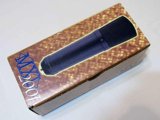 Микрофон конденсаторный Marshall MXL 2001 ( AKG AT Rode) - изображение 5