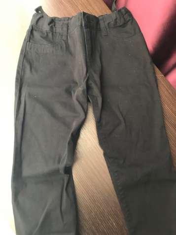 Чёрные джинсы чилдренплейс на 10-12 лет