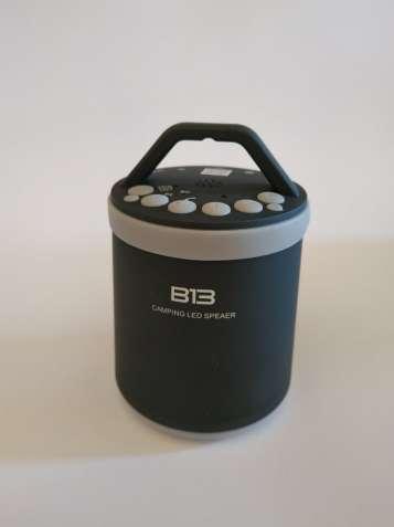Bluetooth колонка B13 с фонариком