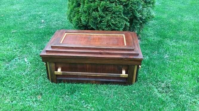 Гробы для захоронения животных