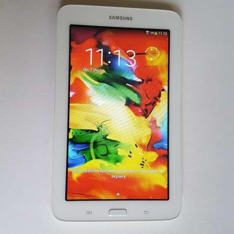 "Samsung Galaxy Tab 3 Lite 7"" Wi-Fi 8 GB Cream white (SM-T110NDWASEK)"