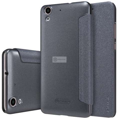 Фирменный чехол книжка Nillkin для Huawei Y6 II Honor 5A