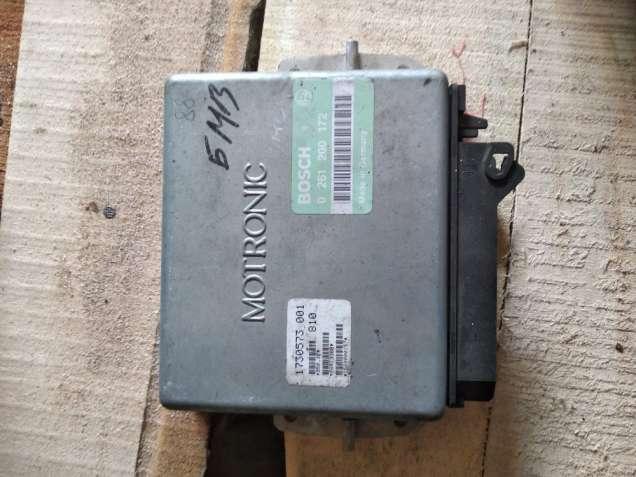 89 90 BMW 525I Módulo De Control Del Motor 173057001