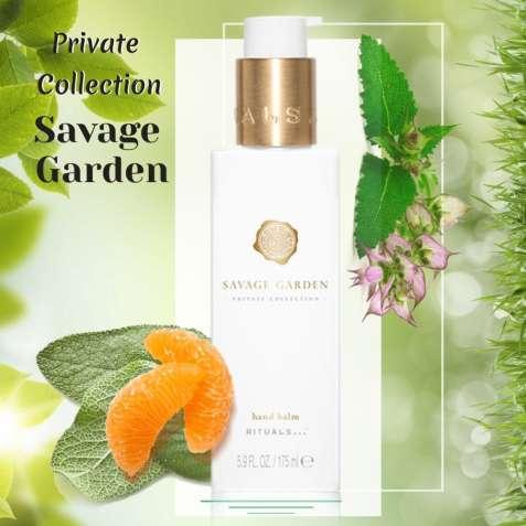 Бальзам для рук. Rituals Savage Garden  Производство Нидерланды 175мл