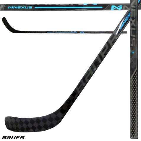 Клюшка Bauer Nexus 8000 Grip LE (JUNIOR) правосторонняя