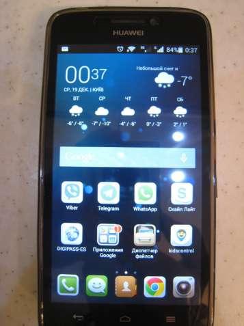 Телефон Huawei G630