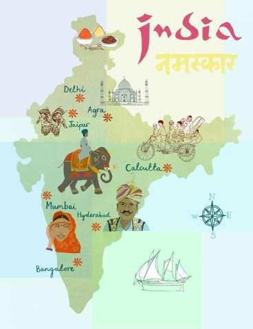 Индия: консультация, помощь, сопровождение