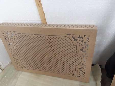 Декоративный экран-3 для батарей из МДФ