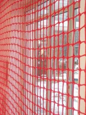 Сетка оградительная диаметр 2.5мм,80х80мм
