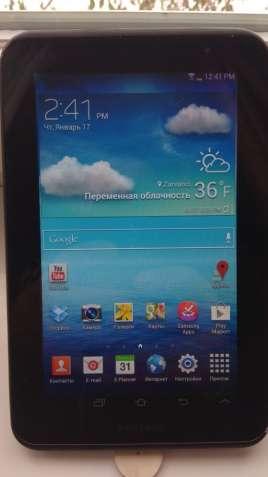 Продам Samsung Galaxy Tab 2 7.0 (GT-P3113) 8GB! 2 Ядра! 2 Камеры! GPS!